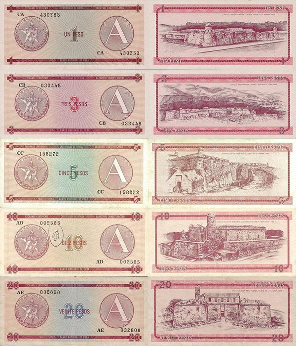 Foreign Exchange Certificates - Series A