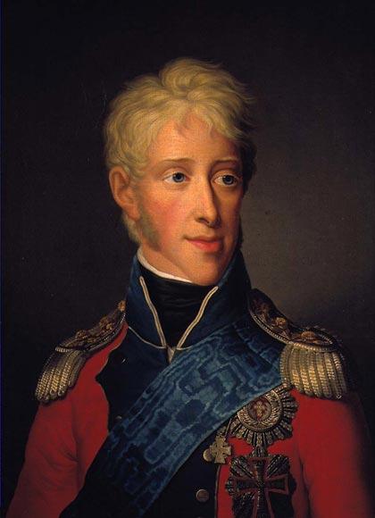 Frederic al VI-lea (1808-1839)