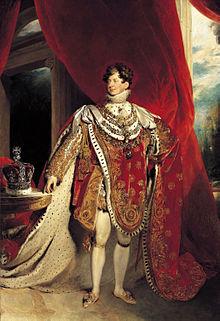 George IV (1820-1822)