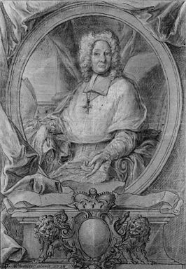 George Louis of Berghes (1724-1743)