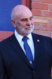 Graeme Casley (2017-2020)