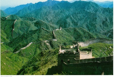 Great Wall of China (中国长城/中國長城)