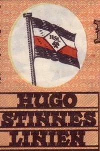 Hamburg - Hugo Stinnes Linien