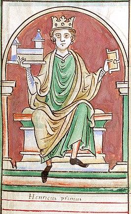 Henry I (1100-1135)