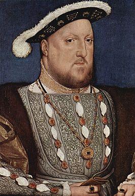 Henric al VIII-lea (1509-1547)