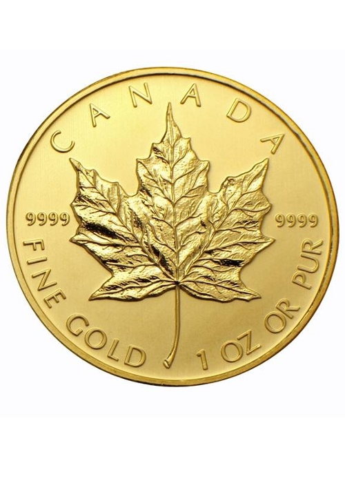 Investment - Gold Maple Leaf