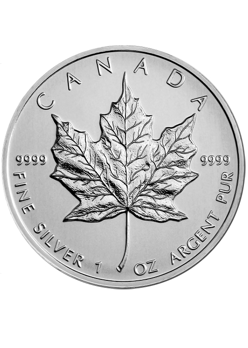 Investment - Silver Maple Leaf