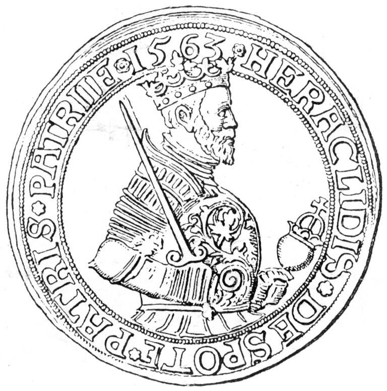 Ioan Iacob Heraclid (1561-1563