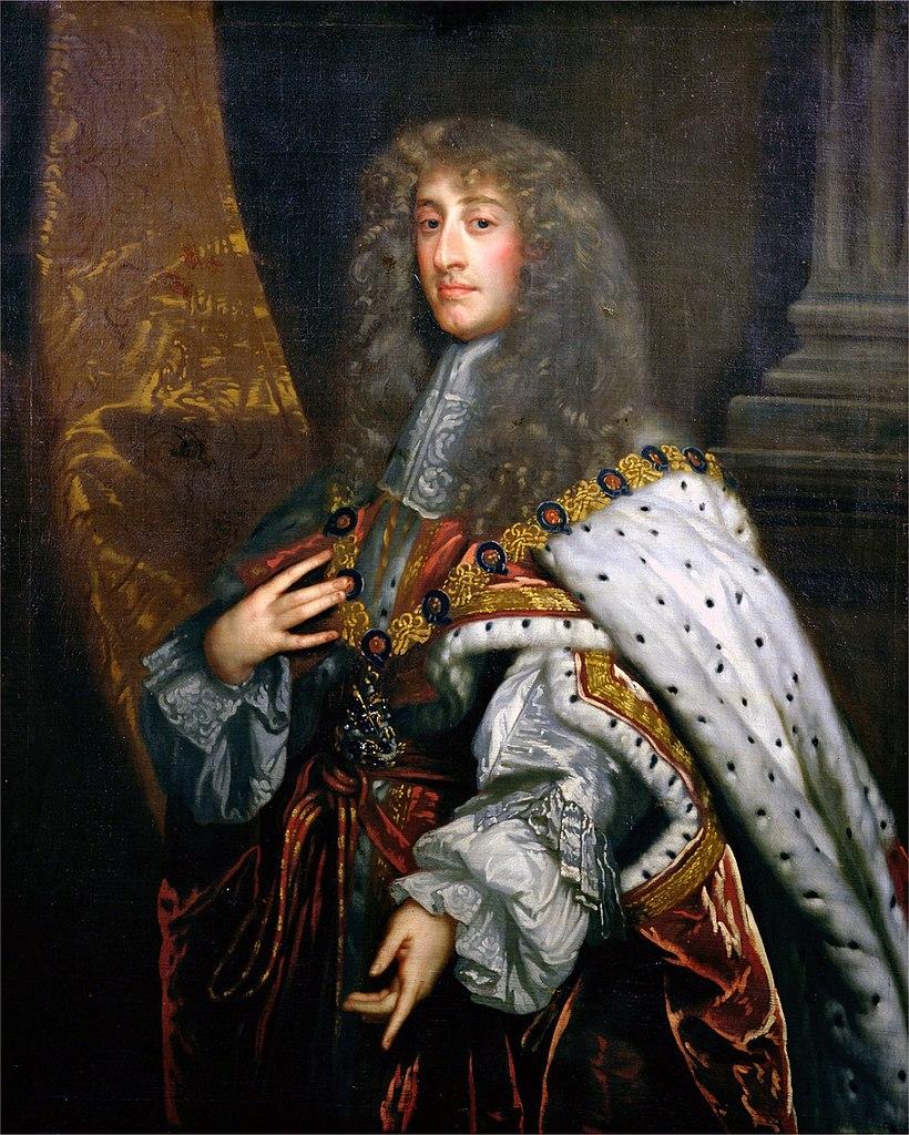 Iacob al II-lea (1685-1688)