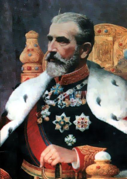 Regat - Carol I (1881-1914)