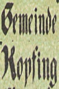 Kopfing