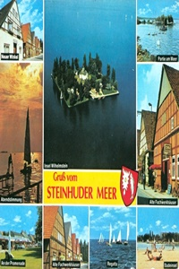 Lake Steinhuder (Steinhuder Meer)