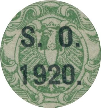 Śląsk Cieszyński (Silezia de Est) - Referendumul din 1920