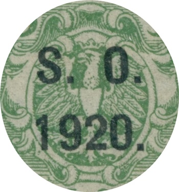 Śląsk Cieszyński (Silesian Cieszyń) - Plebiscite of 1920