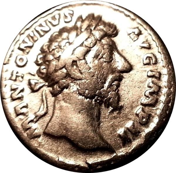 Coins catalog - List of coins for Marcus Aurelius Antoninus Augustus