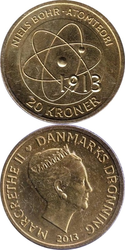 Margrethe II - Commemorative 1972-present