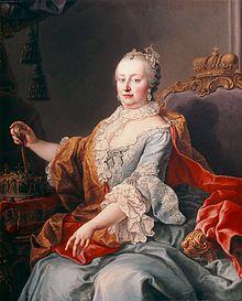 Maria Tereza (1740-1780)