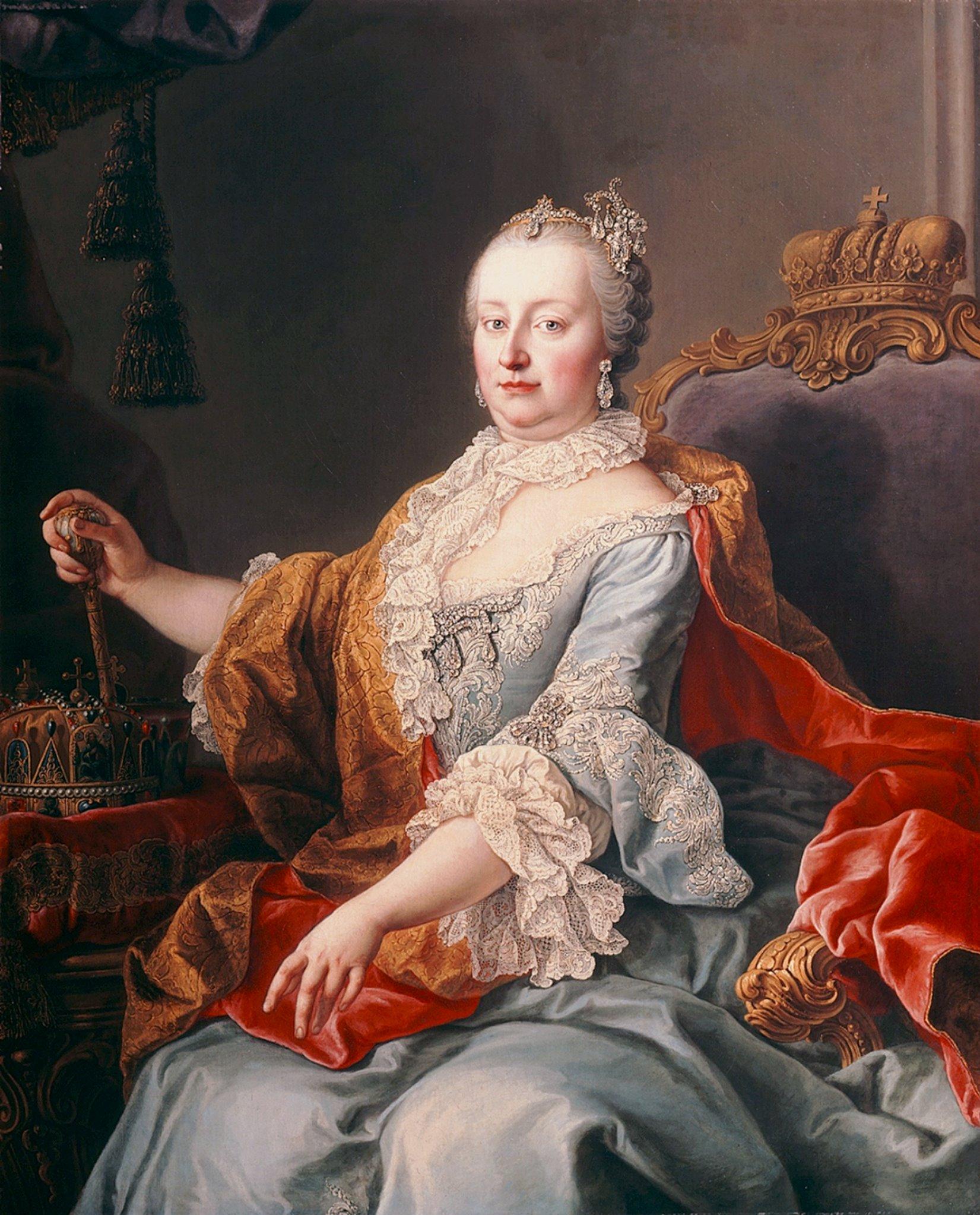 Maria Terezia (1740-1780)