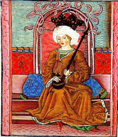 Mary (1382-1385)