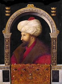 Mahomed al II-lea (Cuceritorul) (1444-1446)