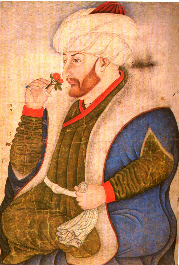Mahomed al II-lea (Cuceritorul) (1451-1481)