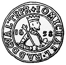Mihnea III (1658-1659)