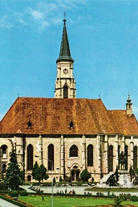 Monasteries, Churches - Cluj