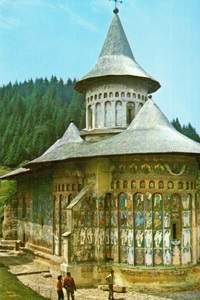 Monasteries, Churches, Hermitages - Bucovina