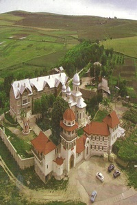 Monasteries, Churches, Hermitages - Dobrogea