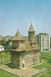 Monasteries, Churches, Hermitages - Moldova