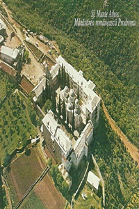 Monasteries, Churches, Hermitages -  Mount Athos (Greece)