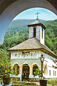 Monasteries, Churches, Hermitages - Oltenia