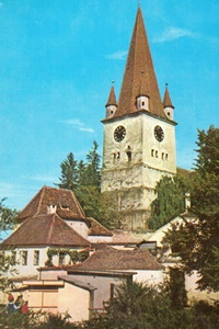 Monasteries, Churches, Hermitages - Sibiu