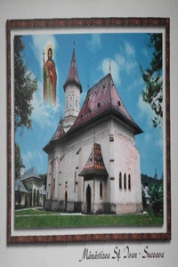 Monasteries, Churches, Hermitages - Suceava