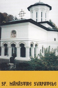Monasteries, Churches, Hermitages - Vâlcea County