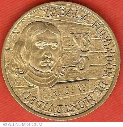 Nuevo Peso (1975-1993) - Commemorative