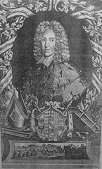 Olmutz (Olomouc) - Karl III Josef von Lothringen  (1695-1711)
