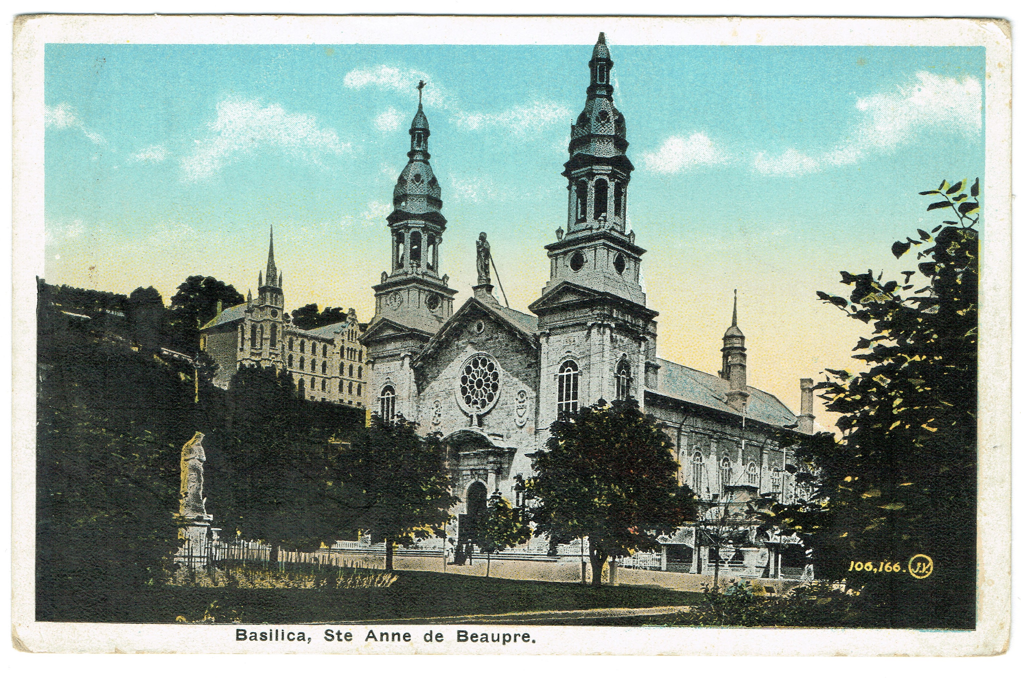 P. Quebec- Saint-Anne-de-Beaupré