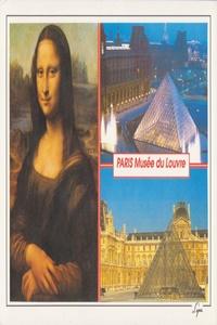 Paris - Louvre Museum (Musée du Louvre)