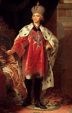 Paul I (1796-1801)