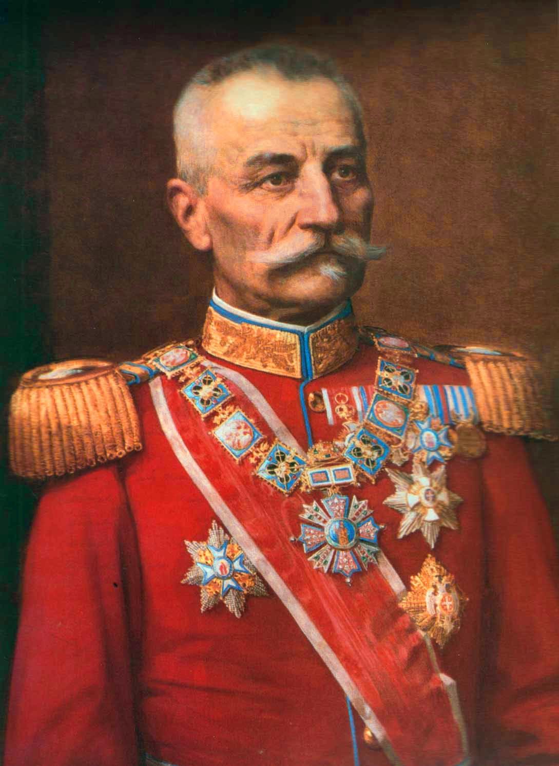 Peter I (1918-1921)
