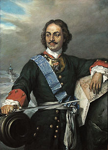 Peter I the Great (1682-1725)