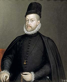 Philip II (1556-1598)