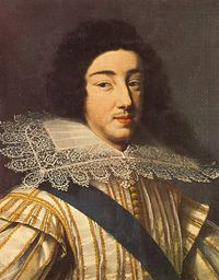 Principatul Dombes - Gaston de Orléans (1627-1650)