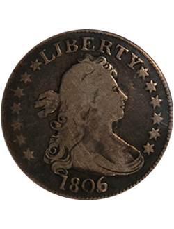 Quarter, Draped Bust (1796-1807)