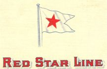 Red Star Line - Nave