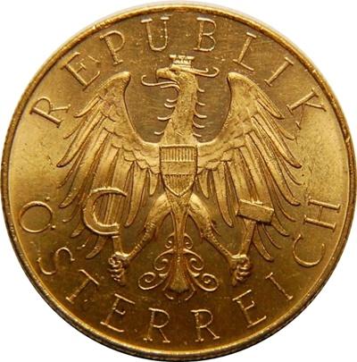Republică - 1926-1938 (aur)
