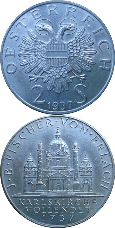 Republic - Commemorative 1928 - 1937