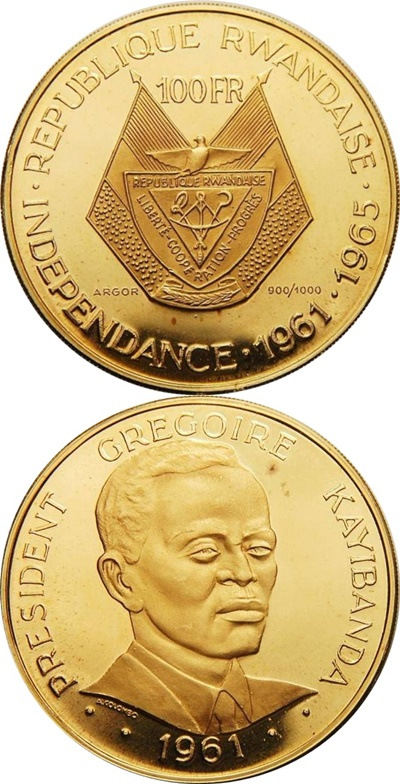 Republic - Commemorative 1965