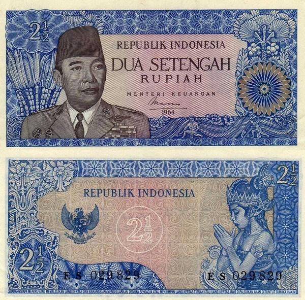 Emisiunea 1964 - Republik Indonesia